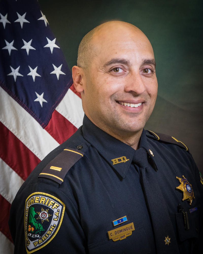 Lt. Chaun Domingue